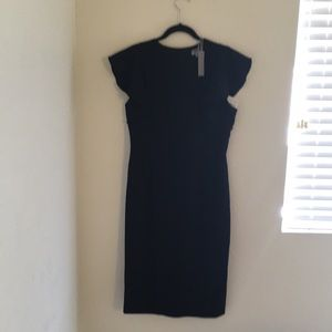 NWT Nordstrom black dress Chelsea